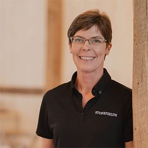 Donna Barnes Stonefields Estate Manager of Housekeeping