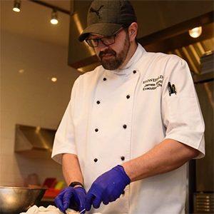 James Scott Stonefields Estate Executive Chef