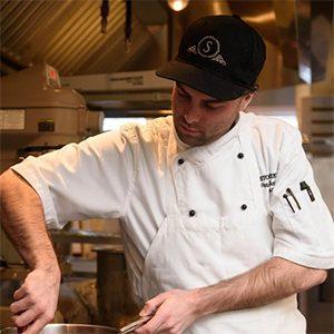 Pat Robillard Stonefields Cook